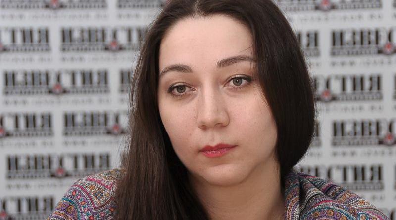 Волкова Екатерина, руководитель пресс-службы Главы Удмуртской Республики