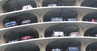 многоуровневые паркинги
