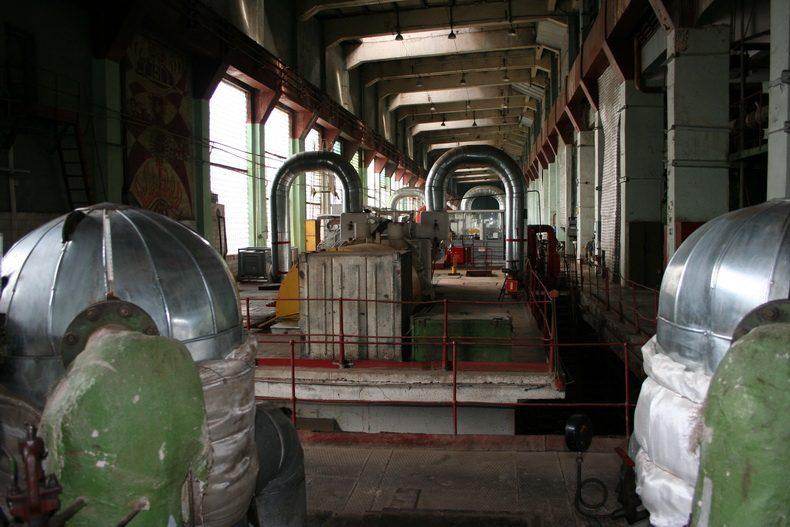 ТЭЦ-1 Ижквск старый энергоблок