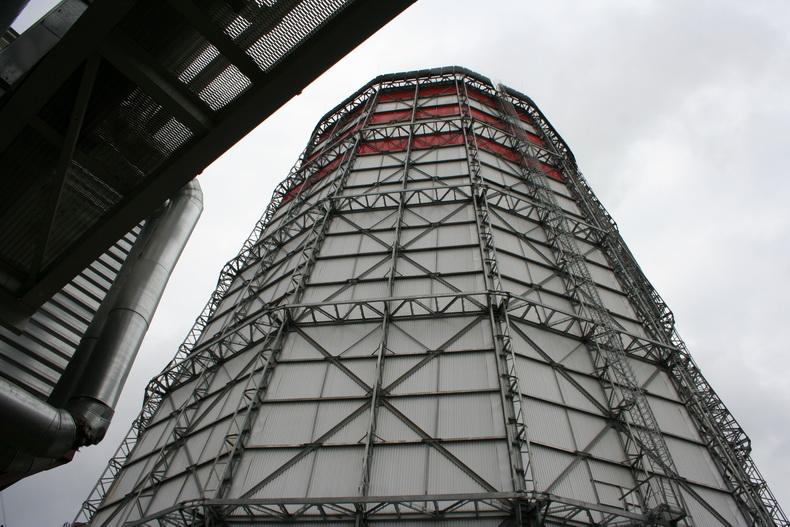 ТЭЦ-1 Ижевск градирня