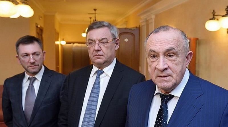 Вайнзихер, Тюрин, Соловьев