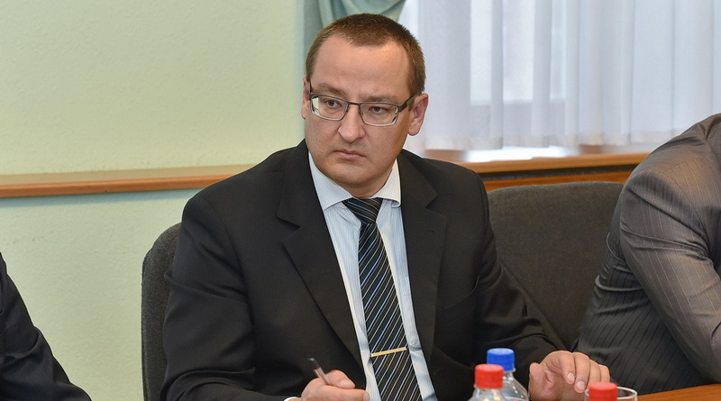 Евдокимов Станислав министр финансов УР