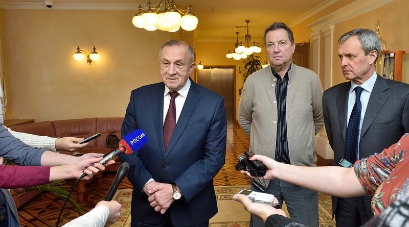 Соловьев и Забарский