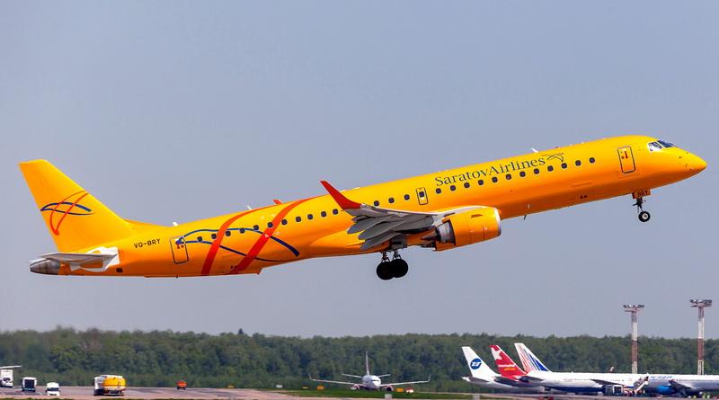 Авиалинии раздора: досье СД об авиакомпании «Саратовские авиалинии»