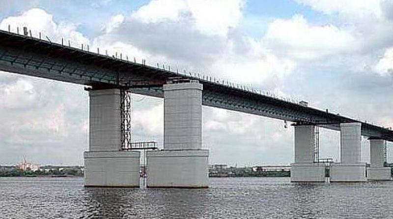 мост через каму