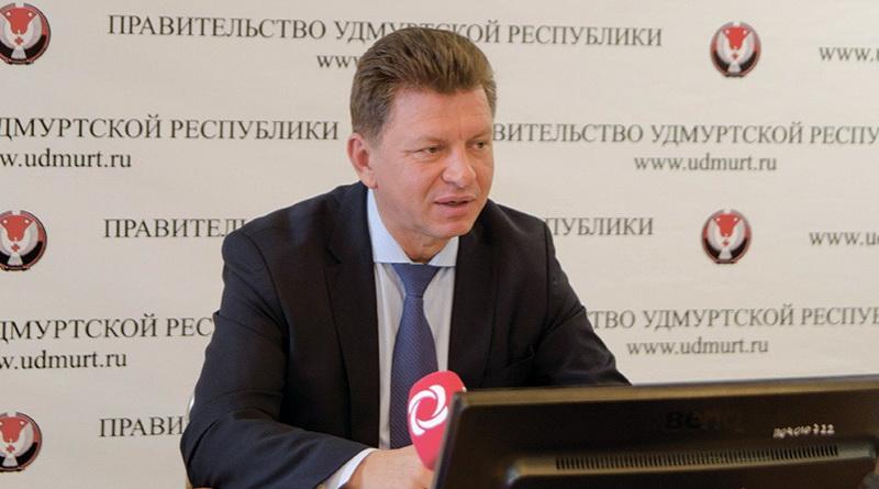 Виктор Савельев Удмуртия