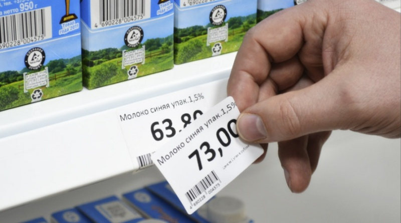 Рост цен и инфляция