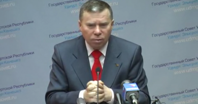 Владимир Бодров КПРФ Удмуртия