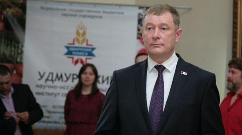 Андрей Коняшин глава МО Завьяловский район