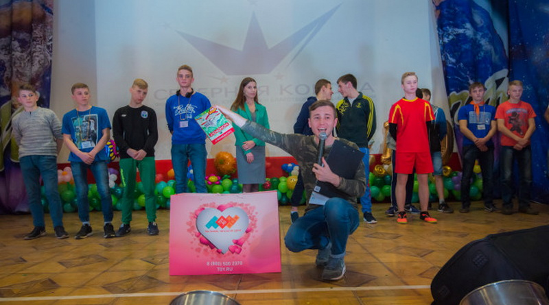 Воспитанники детских домов приняли участие в «Творческой мастерской»