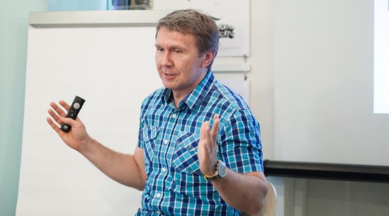 Дмитрий Данилов, генеральный директор группы компаний Инком-Инвест