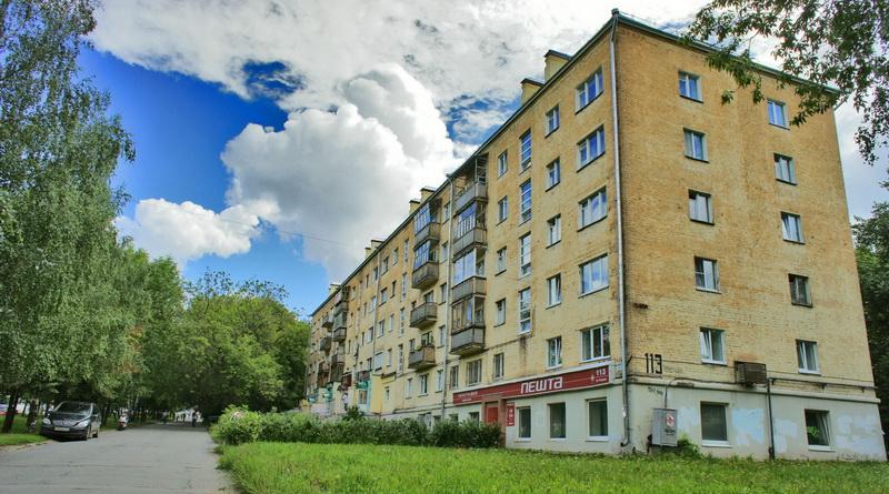 Ижевск, Кирова 113