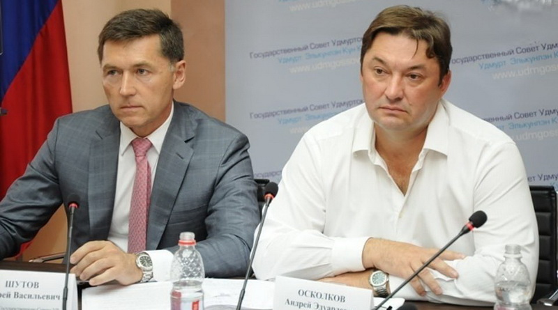 Шутов и Осколков