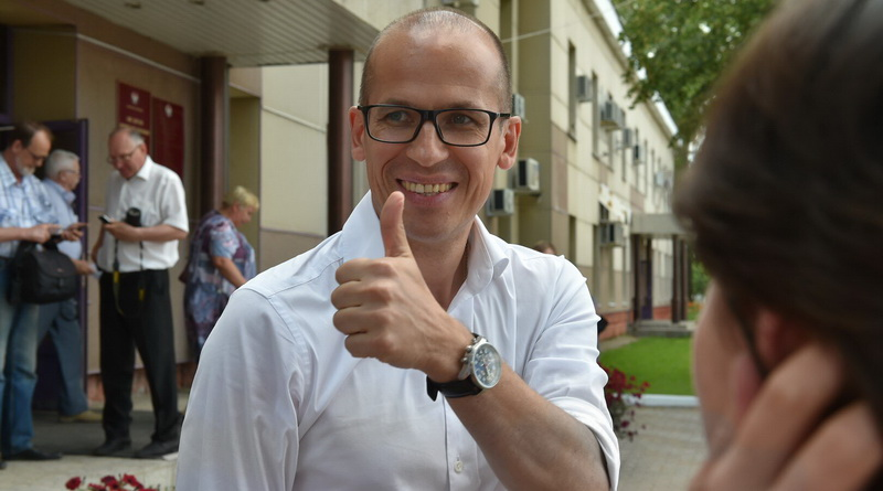 Александр Бречалов глава Удмуртии