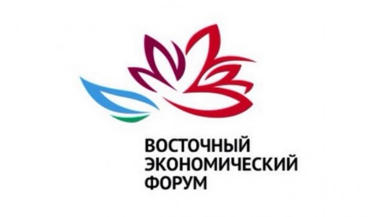 Лого восточный экономический форум