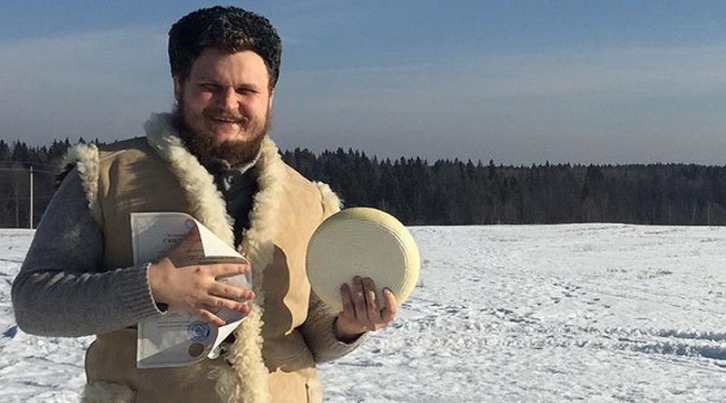 Олег Сирота сыродел