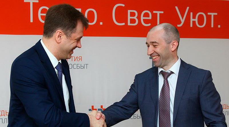 Коновалов и Детинкин Сбербанк ЭнергсбыТ Плюс Удмуртия