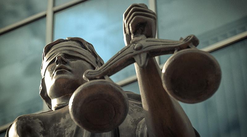 правосудие статуя