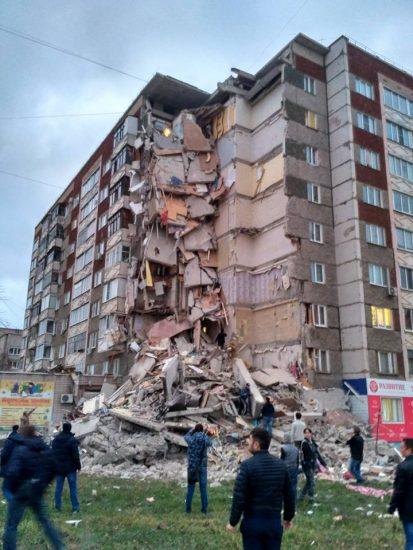 взрыв в Ижевске 2