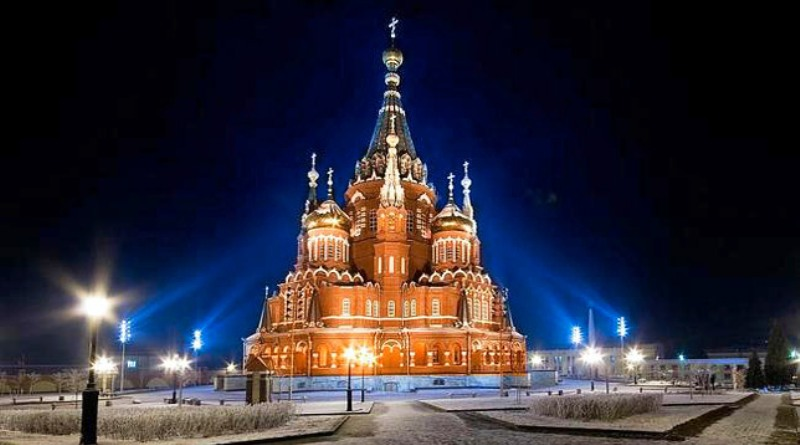 Собор Ижевск Свято-Михайловский