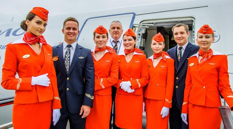 Аэрофлот экипаж