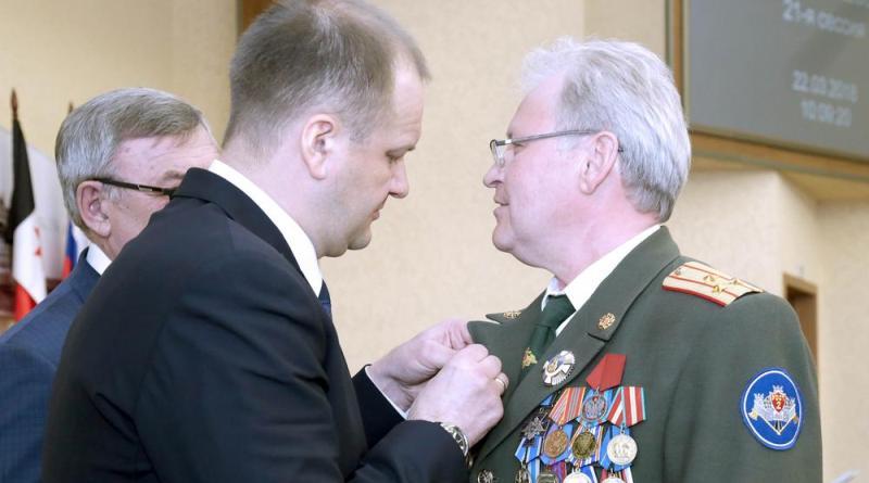 Наговицын Александр Иванович
