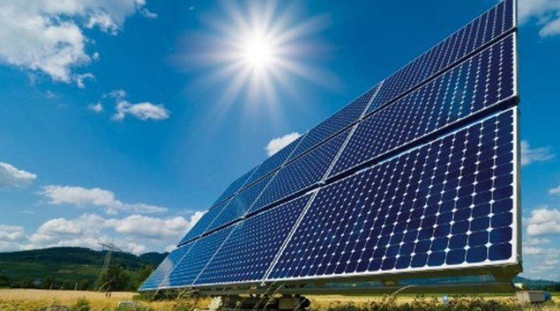 солнечная электростанция Россия