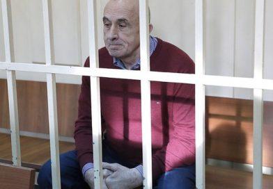 Александр Соловьев в тюрьме
