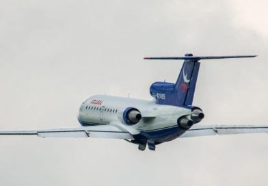 Ижавиа самолет