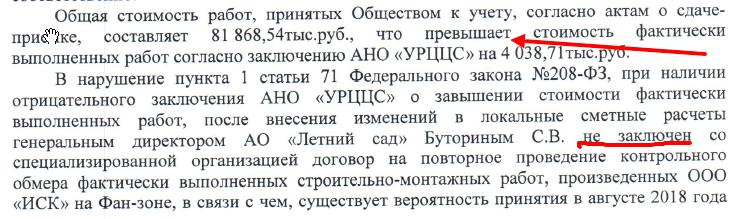 проверка АО Летний сад Ижевск 4