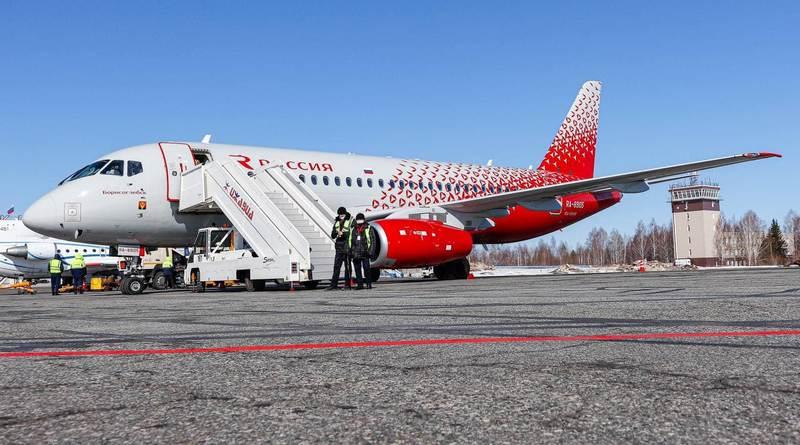 Россия авиакомпания в Ижевске