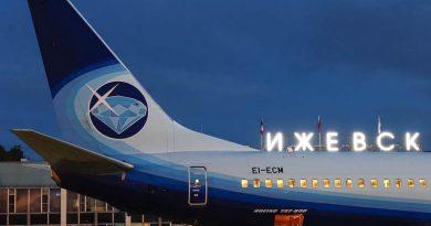Аэропорт Ижевск Алроса