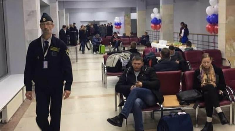 Ижевск аэропорт